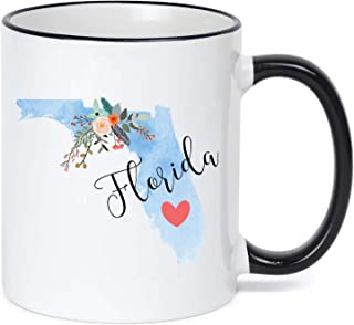Florida Mug/Florida Gift/Florida Hostess Gift/Florida Present/Florida Souvenir