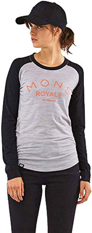 Mons Royale Women's Viva La Raglan