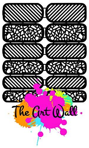 Nail Stencils Stickers Vinyl Nail Art/Nail Deco/ Airbrush