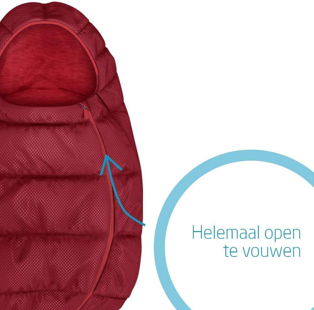Maxi-Cosi Chanceli/ère douillette chaude et adapt/ée /à toutes les nacelles 40-80 cm utilisable d/ès la naissance jusqu/à 1 an