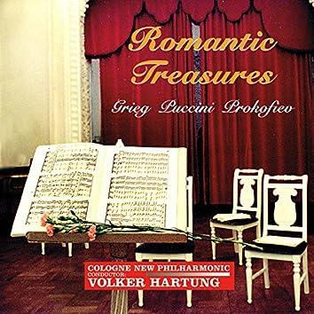 Grieg, Puccini & Prokofiev: Romantic Treasures