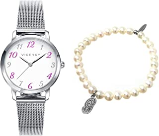 Watch + Viceroy Sweet Bracelet 42322-05 White Girl