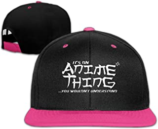 Cool It's An Anime Thing You Wouldn't Understand Flat Brim Trucker Hats