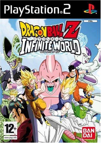 Dragon Ball Z - Infinite world [Edizione: Francia]