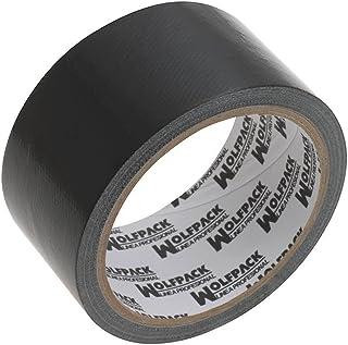 "WOLFPACK, Super forte nastro adesivo""Tape Muscle"", nero, 48 millimetri x 10"