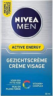 Nivea Gezichtscreme Active Energy, 50 g