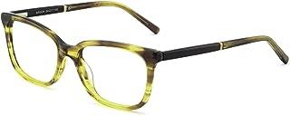 OCCI CHIARI Women Rectangle Stylish Non-prescription Eyewear Frame With Clear Lenses