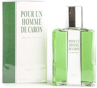CARON PARIS Pour Un Homme De Caron Eau de Toilette SPLASH, 16.9 Fl Oz