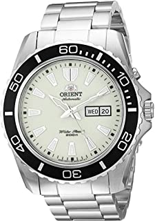Men's 'Mako XL' Japanese Automatic Stainless Steel Diving Watch