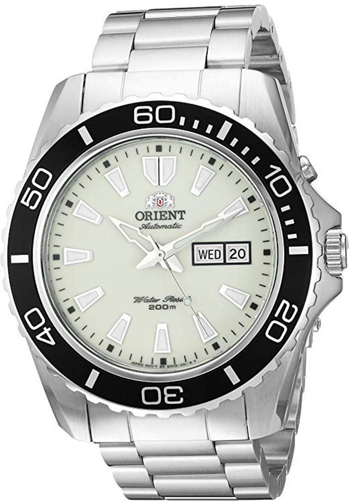 Orient Automatic Stainless Steel Diving