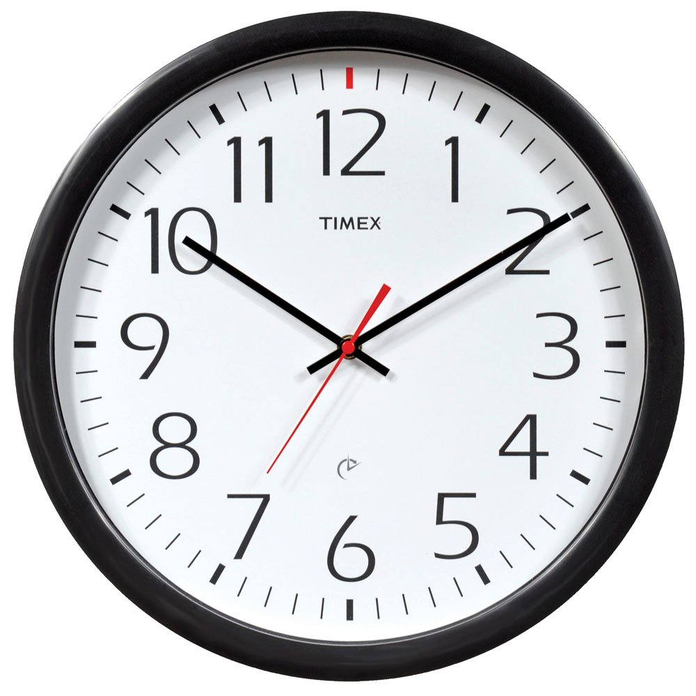Timex 46004T Forget Clock 14 Inch