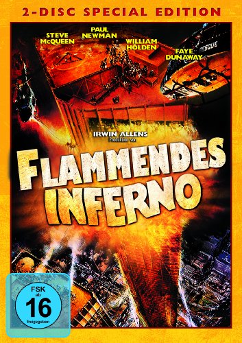 Flammendes Inferno (Premium Edition) [Special Edition] [2 DVDs]