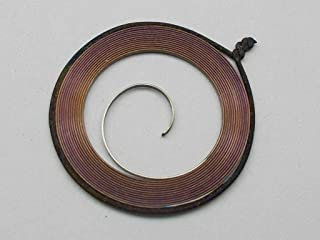 FidgetKute Rare Mainspring for Vintage HIGH Grade Very Thin Pocket Watches New Part PATEK Show One Size