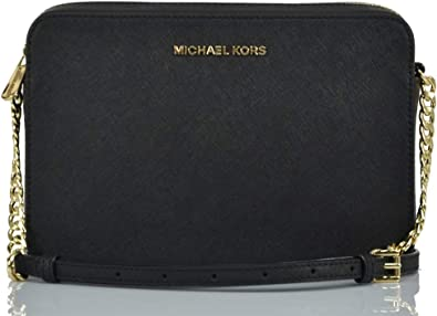 Michael Kors Jet Set - Bandolera para mujer
