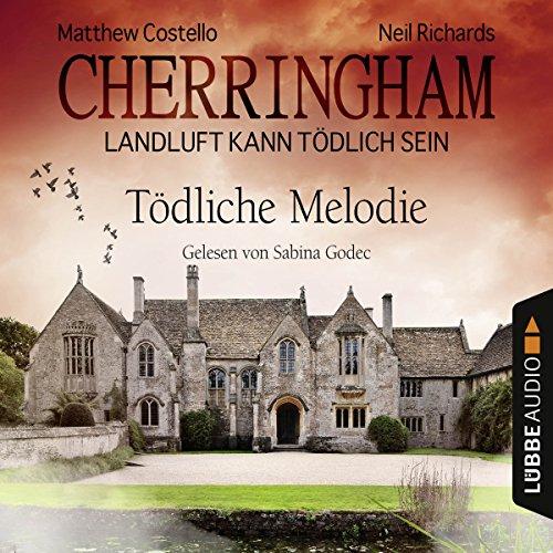 Tödliche Melodie (Cherringham - Landluft kann tödlich sein 22) cover art