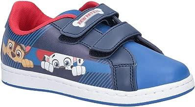 [Leomil] (パウ・パトロール) Paw Patrol オフィシャル商品 キッズ・子供用 チェイスとマーシャル 面ファスナー留め スニーカー 子ども靴 運動靴
