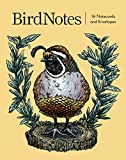 BirdNotes: 16 Notecards and Envelopes