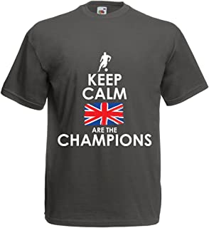 lepni.me T Shirts for Men North Irish are The Champions !