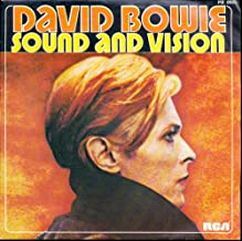 David Bowie Sound And Vision / A New Career In A New Town France 45 W/PS