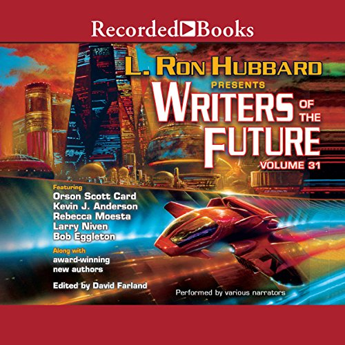 Couverture de Writers of the Future Volume 31
