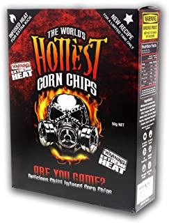 Chilli Seed Bank Worlds Hotters Corn Chips