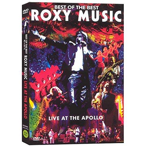 Roxy Music: Live at the Apollo (2002) Alle Region