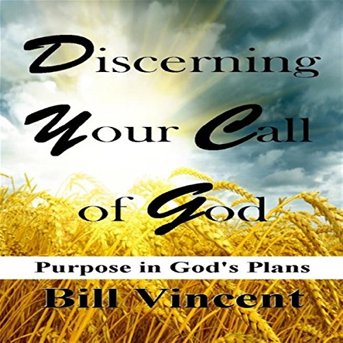 Discerning Your Call of God audiobook cover art