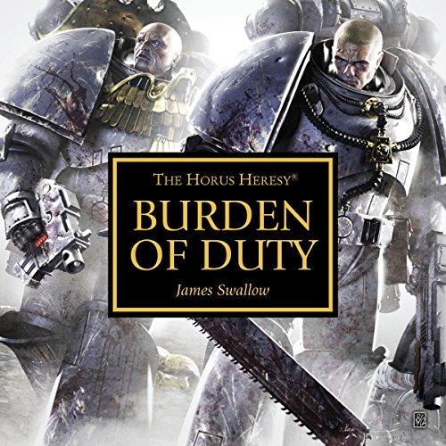 Garro: Burden of Duty audiobook cover art