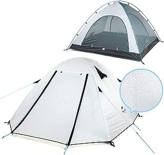 NatureHike 2-3-4人用 UVガード防水テント アウトドアキャンプ二重層キャンピングテント 防災/登山/山岳テント