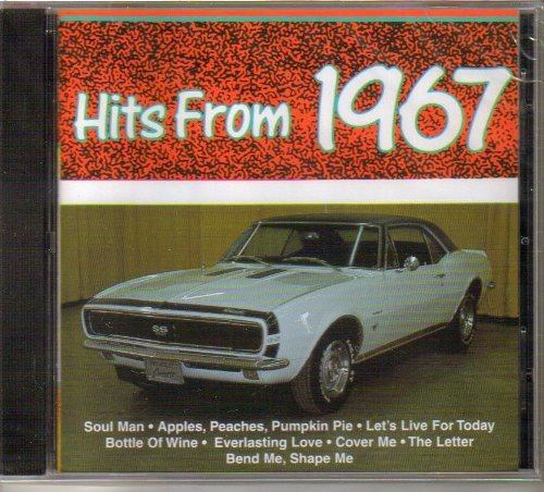 Hits from 1967 / Various