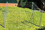 Chenil Enclos modèle Oslo. Le modèle Oslo est Un kit enclos de 12,5 m² (3,75 m/3,60 m). Panneaux modèle Standard prêt à Installer. Compris Livraison France Métropolitaine (sauf Corse)
