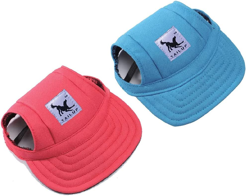 Dog Trust Baseball Cap 2Pack Outdoor Sun Visor Hat 5 ☆ very popular wit Protection