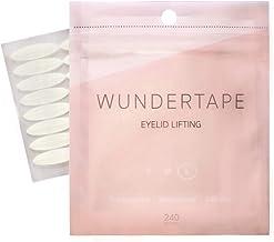 Remedio cintas para párpados caídos WUNDERTAPE