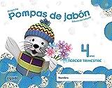 Pompas de jabón 4 años. 3º trimestre. Proyecto Educación Infantil 2º ciclo - 9788490670071