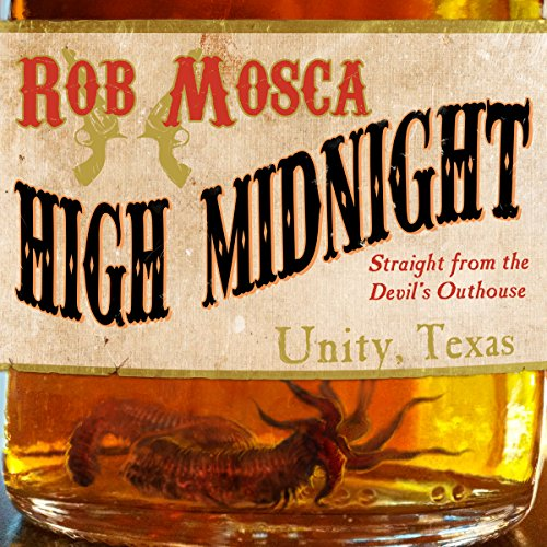 High Midnight audiobook cover art