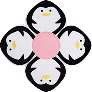 Baby Bath Cushion Seat for Sink or Tub, Penguin