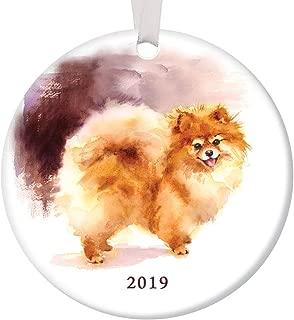Best pomeranian christmas ornaments Reviews