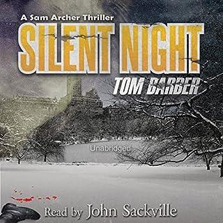 Silent Night audiobook cover art