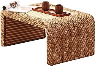 Table Basse En Rotin Table Basse D'extérieur De Jardin Ensemble De Conversation De Meubles De Terrasse En Osier Table Bass...