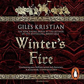 Winter's Fire     The Rise of Sigurd 2              By:                                                                                                                                 Giles Kristian                               Narrated by:                                                                                                                                 Philip Stevens                      Length: 11 hrs and 37 mins     254 ratings     Overall 4.7
