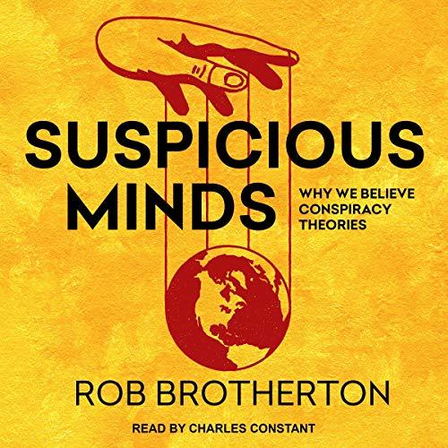Suspicious Minds cover art