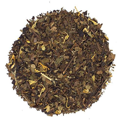 The Tea Farm - Peach White Fruit Tea - Loose Leaf White Tea (8 Ounce Bag)
