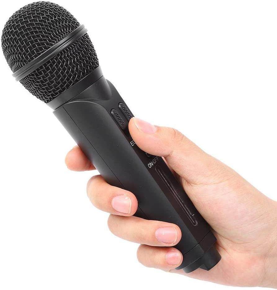 Durable Latest item Karaoke Rapid rise Microphone for Golden Outdoor