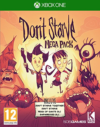 Don´t Starve: Mega Pack