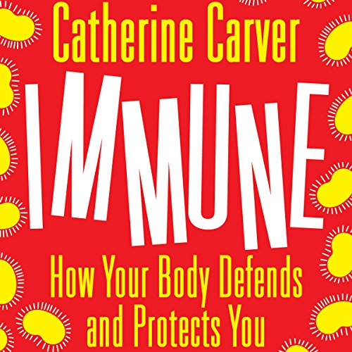 Immune audiobook cover art