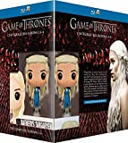 Game of Thrones (Le Trône de Fer) - L'intégrale des saisons 1 à 4 [Francia] [Blu-ray]
