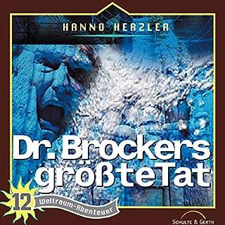 Dr. Brockers größte Tat cover art
