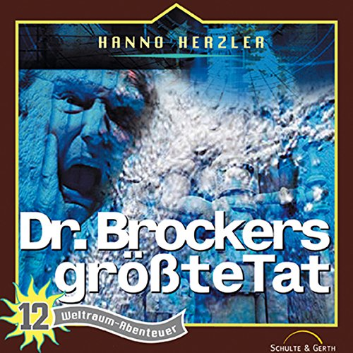 Dr. Brockers größte Tat audiobook cover art