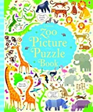 Zoo Picture Puzzle Book by Kirsteen Robson (2015-06-01)