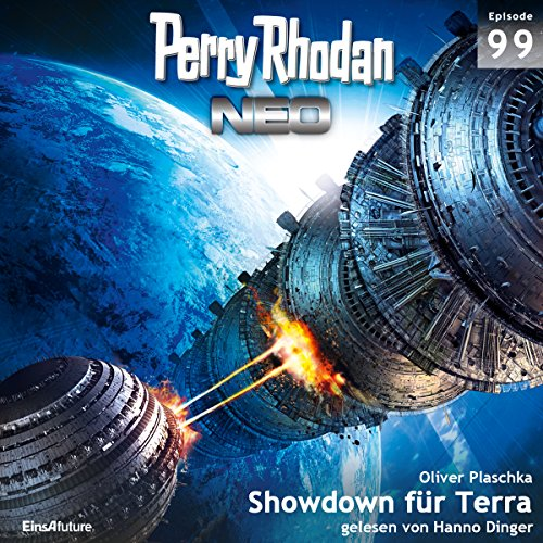 Showdown für Terra Titelbild